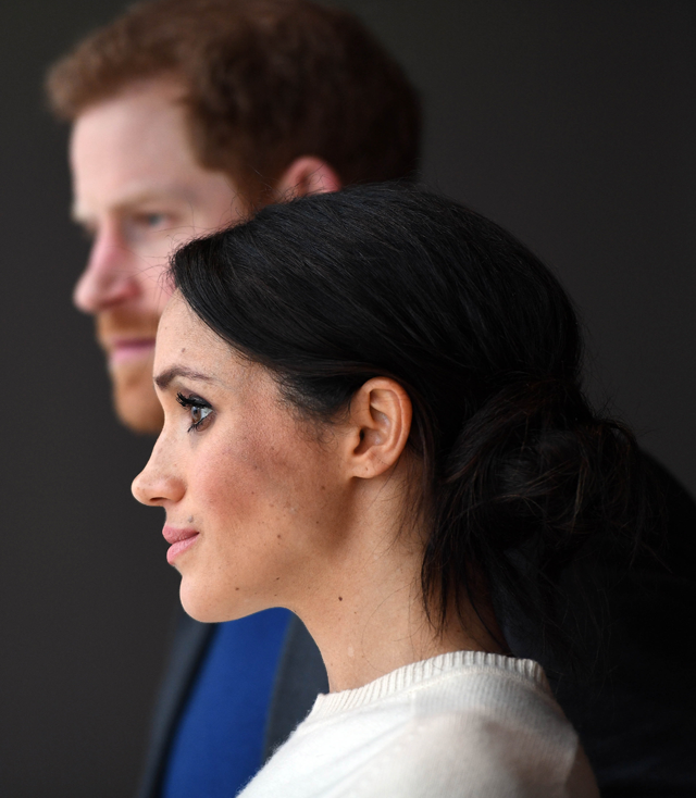 Harry e Meghan (Foto: Getty Images)
