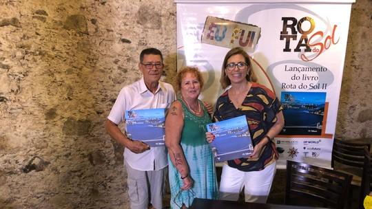 Cananéia recebe noite de autógrafos do Livro Rota do Sol