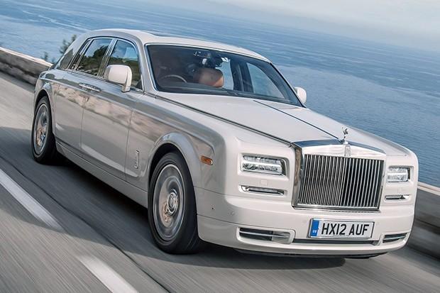 O interior do Rolls-Royce do rapper é personalizado (Foto: Divulgação)