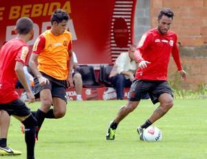 Em dívida com Ibson, Flamengo não descarta negociar o jogador