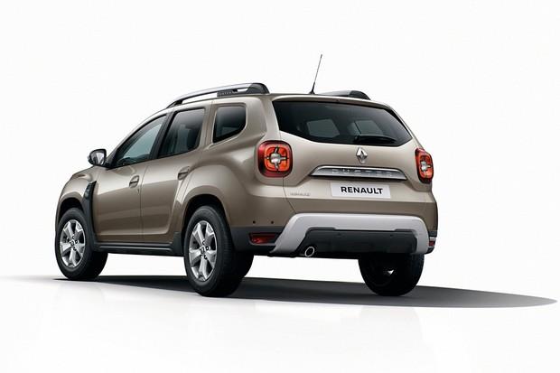 Renault Duster é Flagrado E Terá Novo Motor 13 Turbo Auto