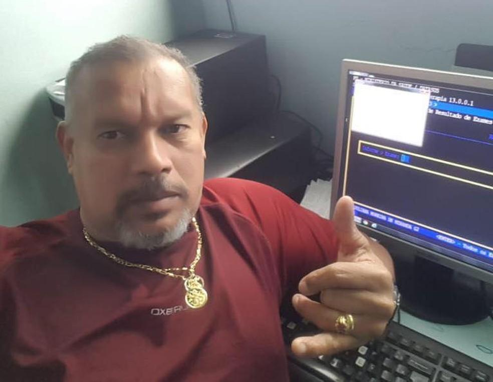 Servidor da Saúde morre com o novo coronavírus em Hospital de Base Ary Pinheiro — Foto: Facebook/Divulgação