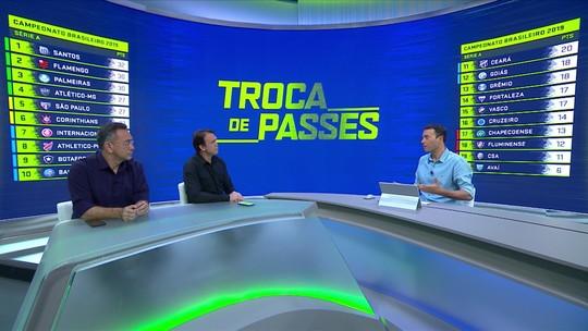 Comentaristas destacam bom momento dos técnicos estrangeiros no Campeonato Brasileiro