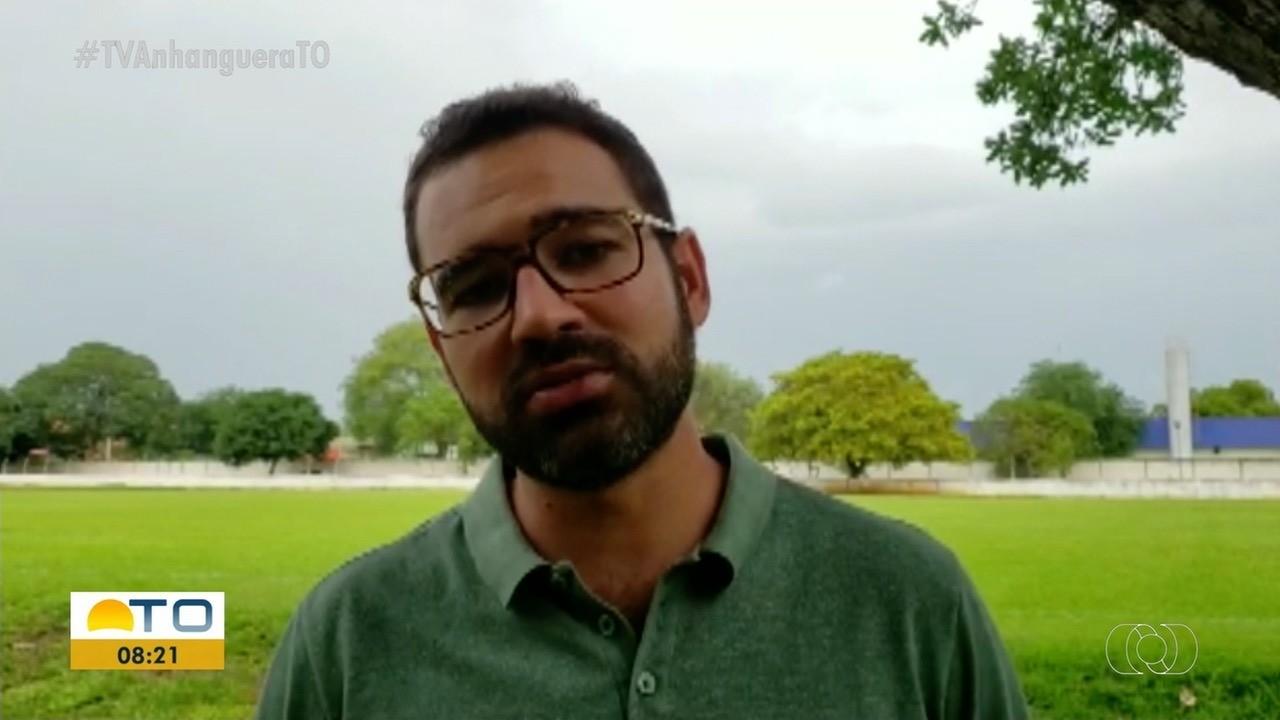 Veja a história do empreendedor e presidente do Palmas, Lucas Meira