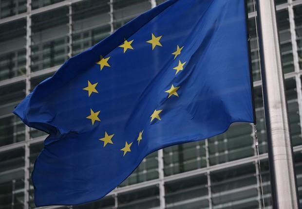bandeira união europeia (Foto: Carl Court/Getty Images)