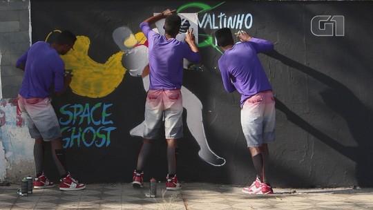 'Valtinho da 2': nome mais conhecido de Sorocaba diz que pichar era vício e quer reconhecimento positivo com grafite