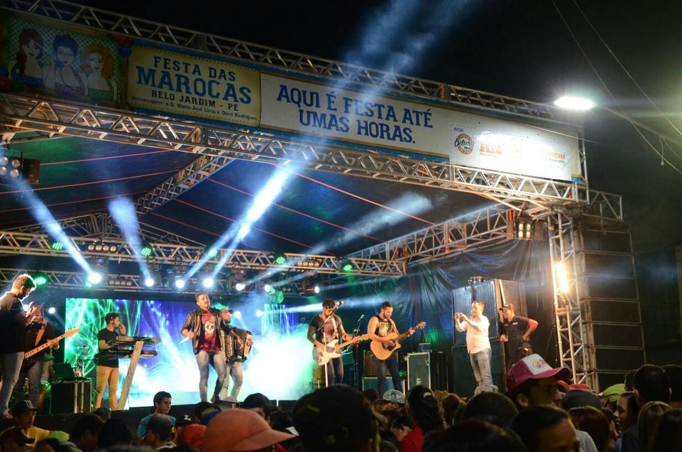 Festa das Marocas acontece em Belo Jardim (Foto: Divulgação/Assessoria)