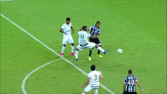 Os gols de Ceará 2 x 2 América-MG pela 5 ª rodada do Brasileirão 2018