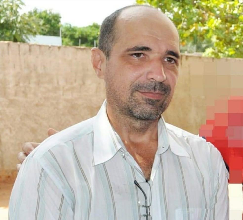 Nelson Maia era advogado e morreu em um salto de parapente — Foto: Arquivo pessoal