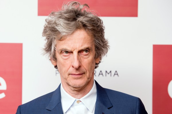 O ator Peter Capaldi (Foto: Getty Images)
