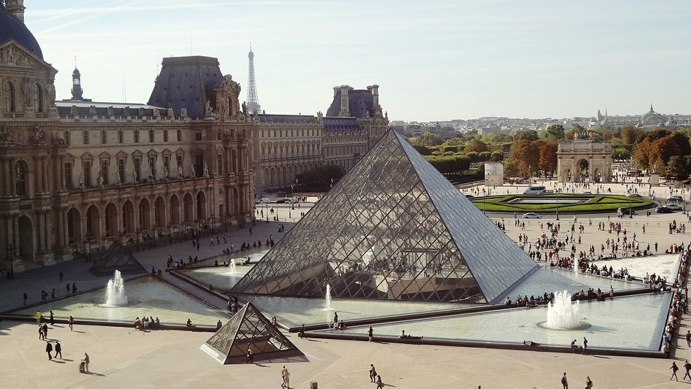 """""""Síndrome de Paris"""" surgiu quando turistas japoneses desenvolveram psicose, aparentemente ao perceberem que Paris não é a cidade dos seus sonhos — Foto: Pixabay"""