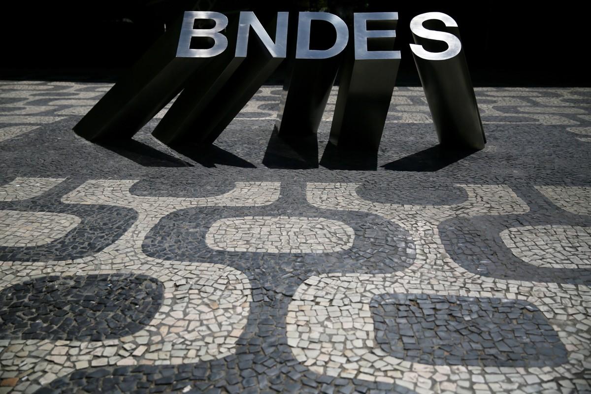 Sede do Banco Nacional de Desenvolvimento Econômico e Social (BNDES) no Rio de Janeiro, Brasil - BNDES (Foto: Pilar Olivares/Reuters)
