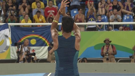 Gratidão e orgulho: Jeohsah agradece participação na Paralimpíada Rio 2016
