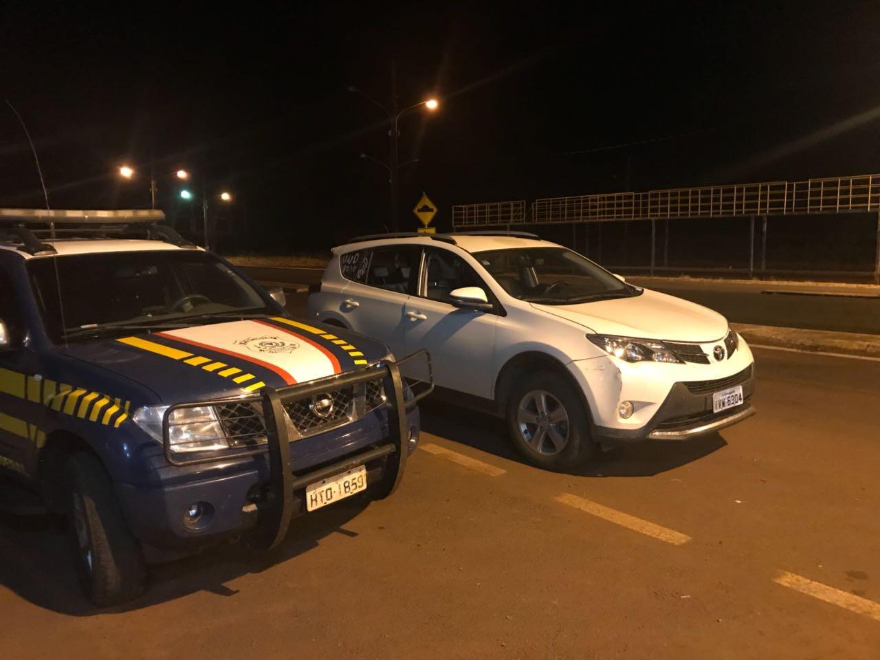 Sertanejo Thiago Brava era levado de MS para show no Paraguai em carro roubado, diz polícia