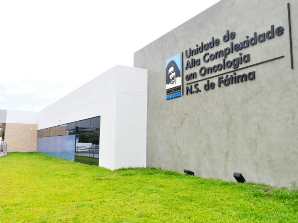 Unidade de saúde que integra a Osid. — Foto: Divulgação / Osid