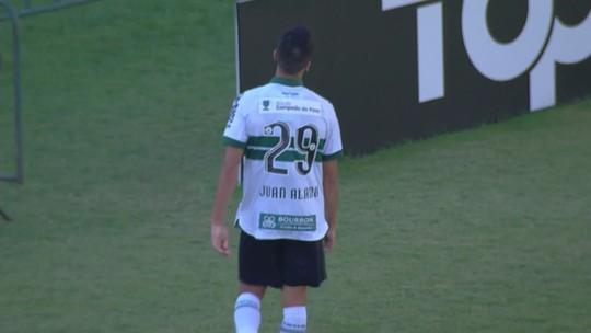 """Para Umberto Louzer, Coritiba """"pecou pela eficiência"""" no Couto Pereira"""