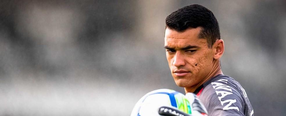 Santos, do Atlético-PR, é uma das dicas calculadas — Foto: Jorge R Jorge/BP Filmes