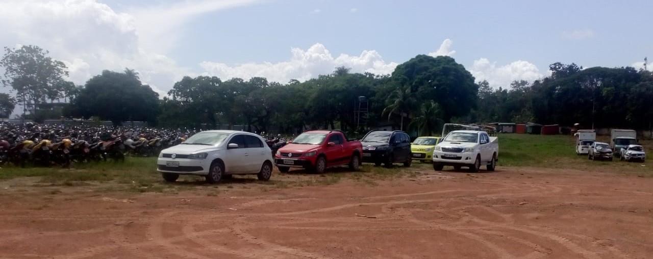 Quase 800 veículos de transporte clandestino foram recolhidos no 2º semestre de 2018, em Macapá