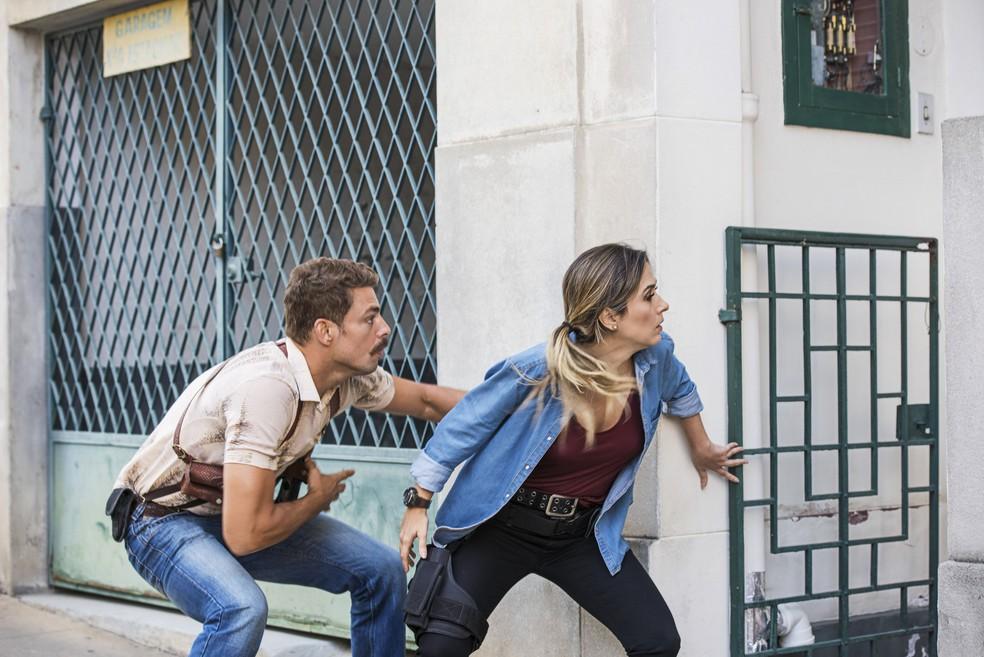Luz, câmera e ação: atores ajudaram na adaptação do roteiro de comédia (Foto: Divulgação)