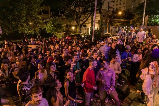 Público do terceiro GQ Vozes (Foto: Davi Mazzo)