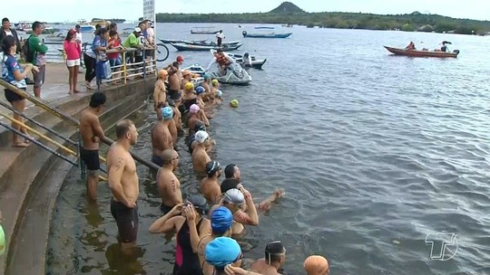 No Rio Tapajós