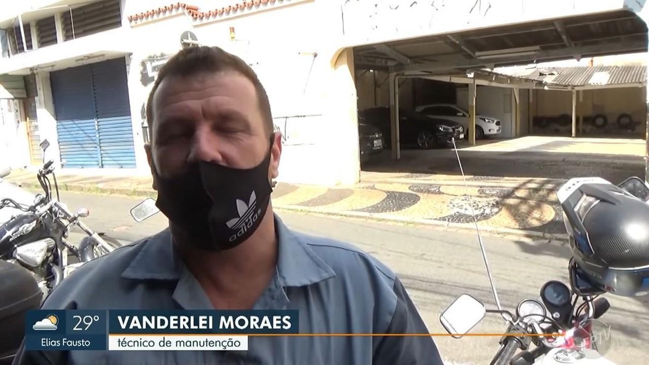 Motociclistas relatam problemas causados por pipas com cerol em Campinas
