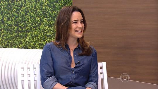 Fernanda Vasconcellos fala sobre peça em cartaz em Belo Horizonte