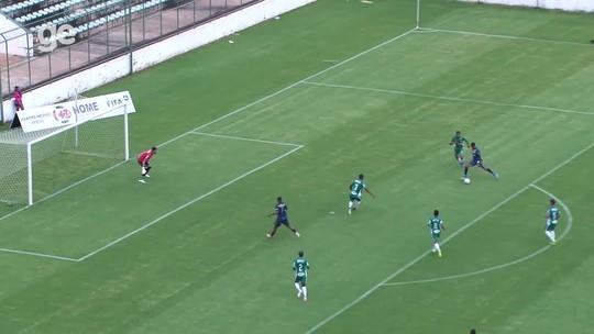 Em jogo de quatro gols, Real e Formosa empatam no Bezerrão
