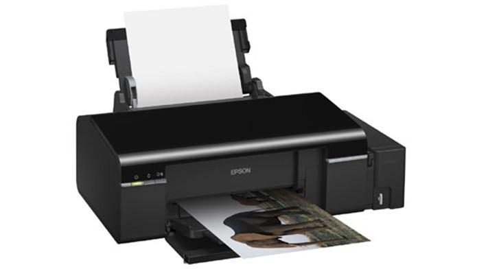 Impressora Epson Eco Tank L800 (Foto: Divulgação)