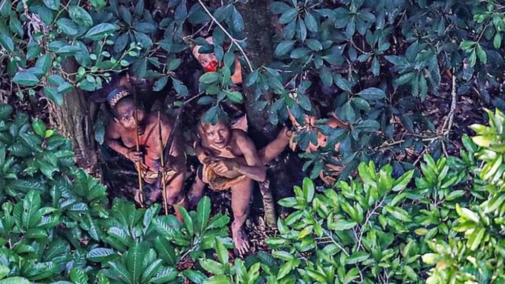 """""""Os índios daqueles grupos isolados não são um bando de selvagens que andam por aí matando"""", diz Possuelo — Foto: Ricardo Stuckert"""