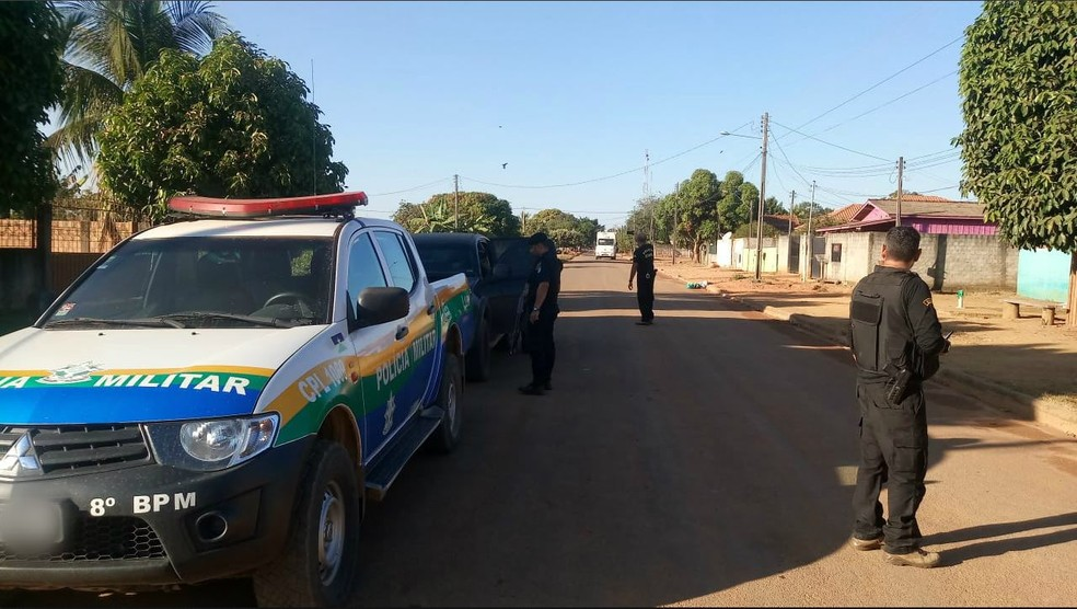 -  Operação foi realizada no Vale do Anari  Foto: Gilson Neves/ Arquivo pessoal