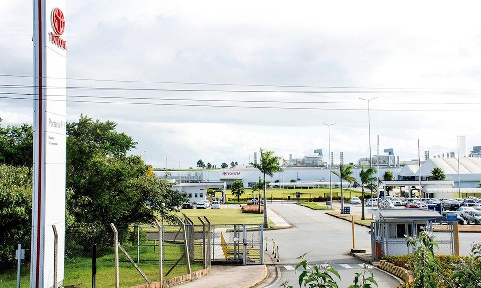 Unidade de Sorocaba é uma das maiores da empresa — Foto: Divulgação