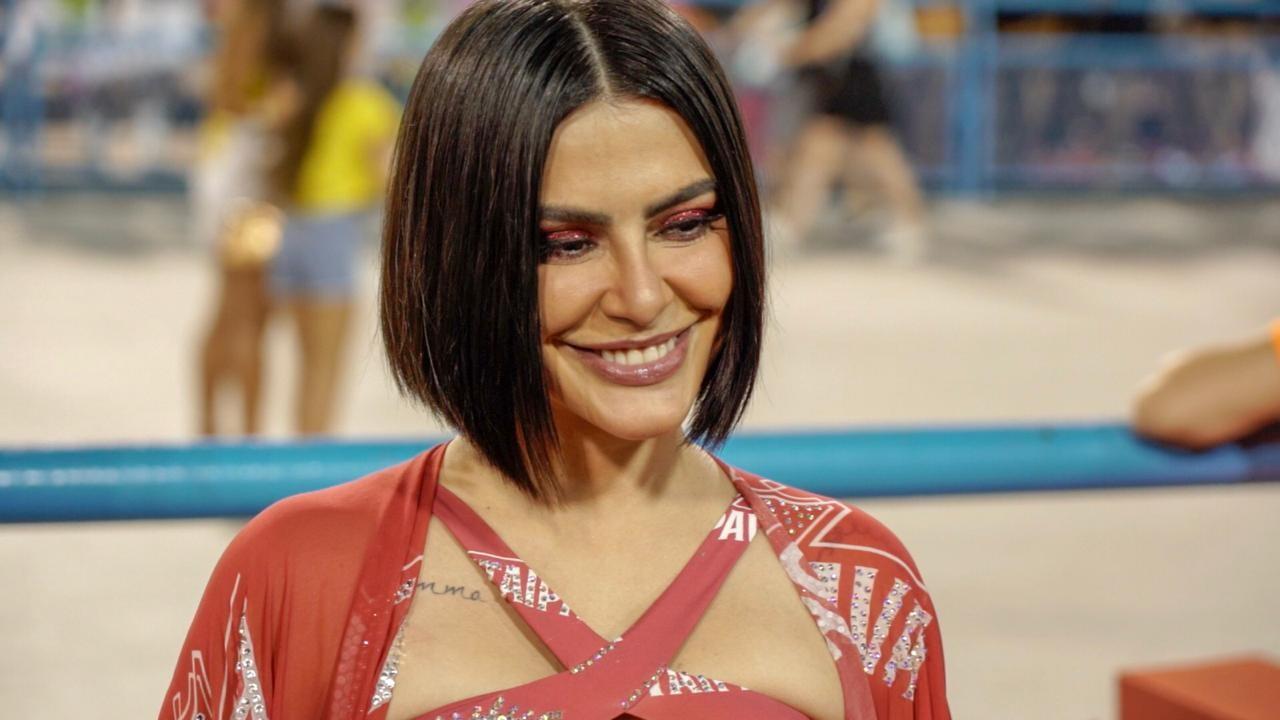 A atriz e cantora Cleo, embaixadora do carnaval Itaipava (Foto: Itaipava)