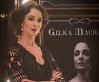 Miriam Freeland será a poetisa Gilka Machado em 'Tempo de amar' | Paulo Belote/TV Globo