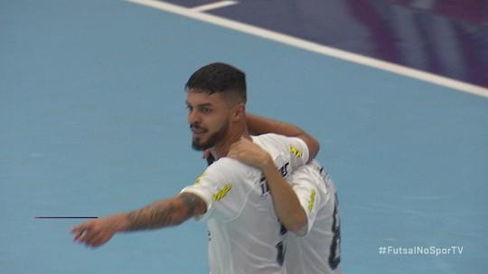 Com duas viradas incríveis, Corinthians vence Marreco e é o campeão da Supercopa de futsal
