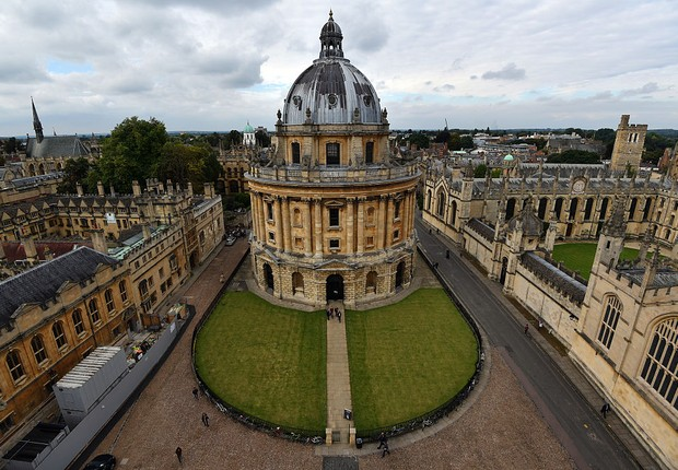 Universidade de Oxford, no Reino Unido (Foto: Carl Court/Getty Images)