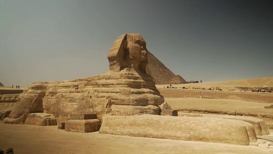 'A Jornada da Vida': as construções imponentes do Egito Antigo