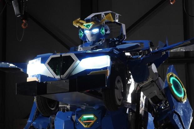 Transformer já é realidade no Japão (Foto: Divulgação)
