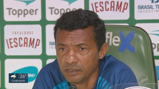 """Titular em dérbi, gol contra bizarro e acesso como auxiliar: conheça o """"novo técnico"""" do Guarani"""