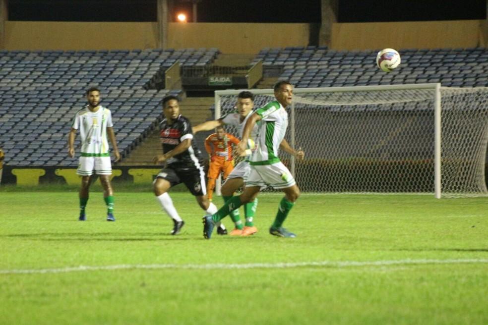 River-PI e Altos podem garantir vantagem nas semifinais (Foto: Wenner Tito/GloboEsporte.com)