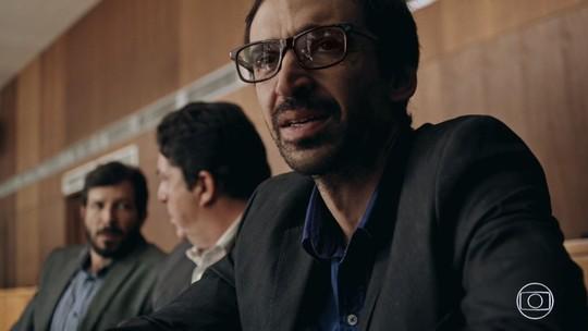 Julgamento de Evandro e drama de Carolina bombam no último episódio de 'Sob Pressão'