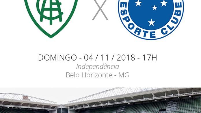 3c95990bd1 América-MG x Cruzeiro  tudo o que você precisa saber sobre o jogo da rodada   32