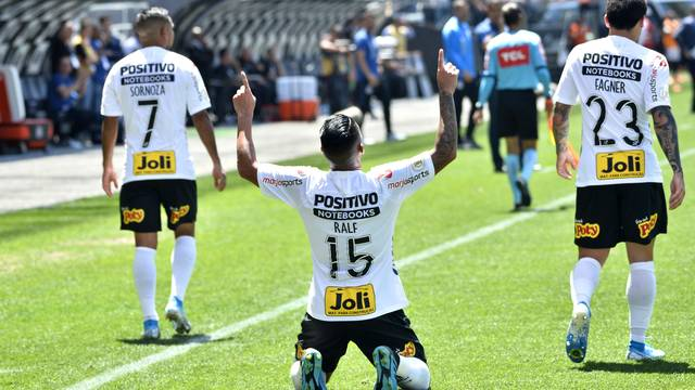 Ralf, em Corinthians x Vasco
