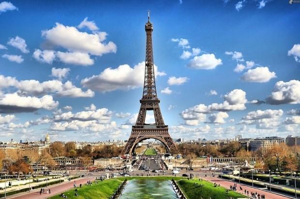 Paris, na França (Foto: Pexels)