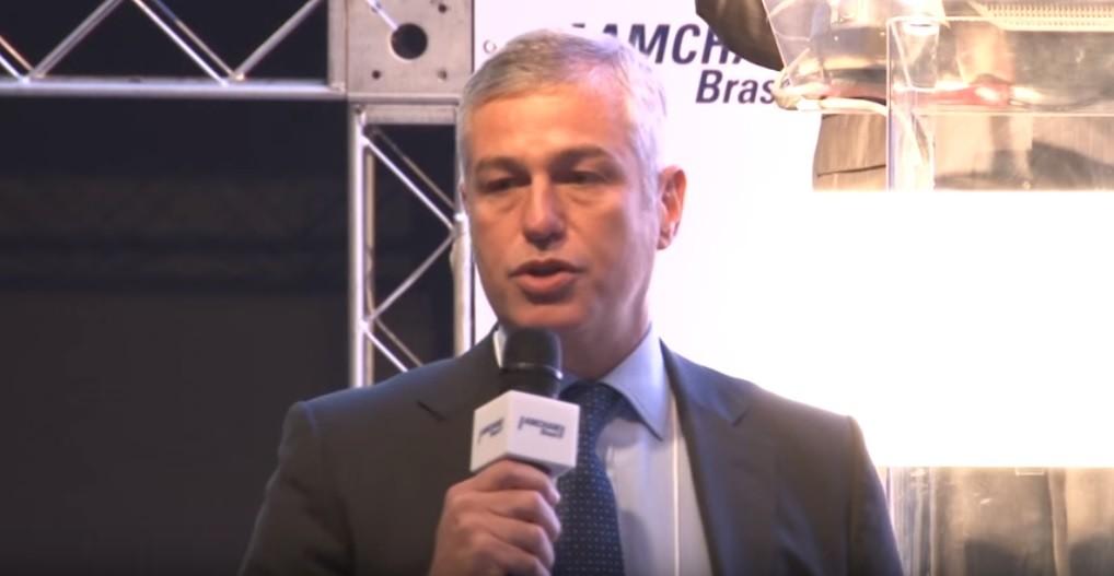 João Miranda, presidente da Votorantim (Foto: Reprodução/YouTube)