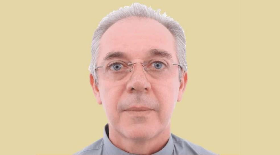 Antônio Fontinele de Melo, padre de Porto Velho, será o novo bispo de Humaitá (AM) — Foto: Reprodução/Arquidiocese de Porto Velho