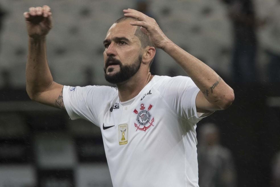 Danilo não continuará no Corinthians em 2019 — Foto: Daniel Augusto Jr / Ag Corinthians