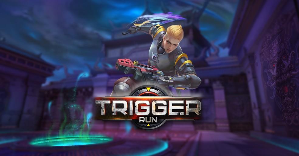 Trigger Run é pensado para computadores mais fracos e apela ao estilo de jogabilidade de Overwatch e Paladins. — Foto: Divulgação/2Axion