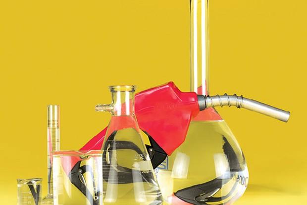 Gasolina-formulada (Foto: Autoesporte)
