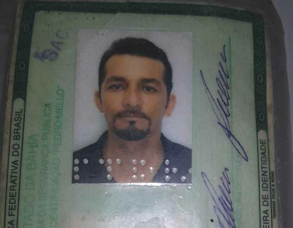 Professor foi assassinado a golpes de faca — Foto: Divulgação/Polícia Civil